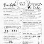 Cafe+ Menu 1